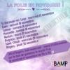 Rencontre BAMP 21.11.17