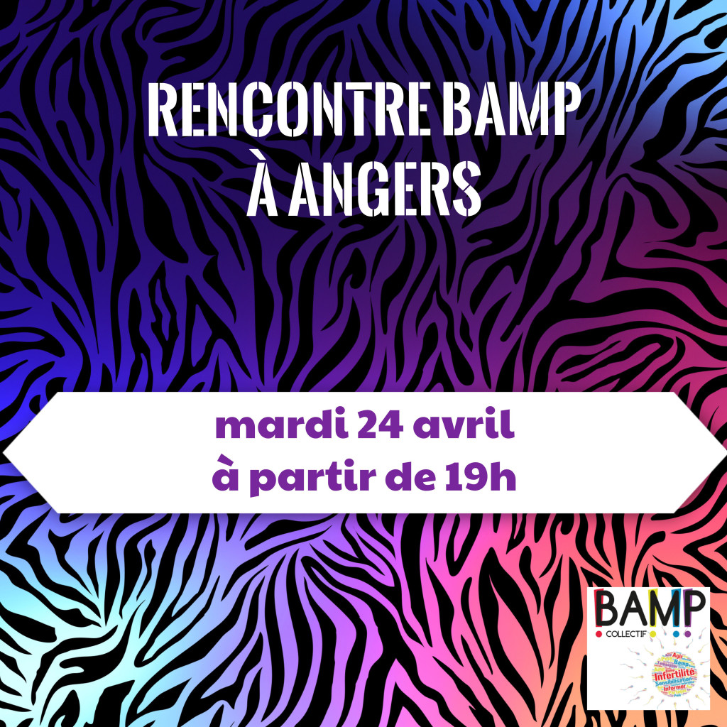 Rencontre BAMP Angers Avril