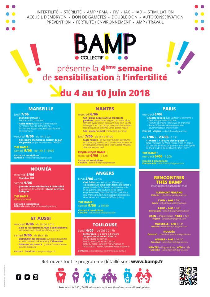 SSI BAMP 2018 programme